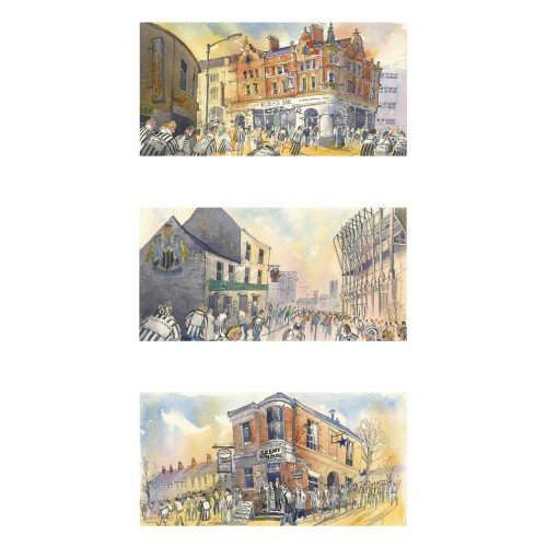 A Day to Remember Triptych - Roy Francis Kirton Image