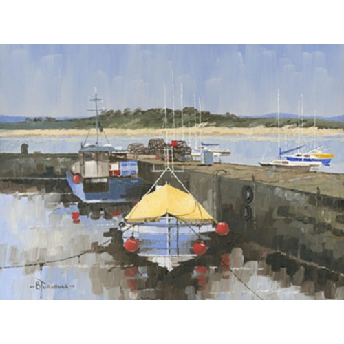 Beadnell Harbour - Bob Turnbull Image