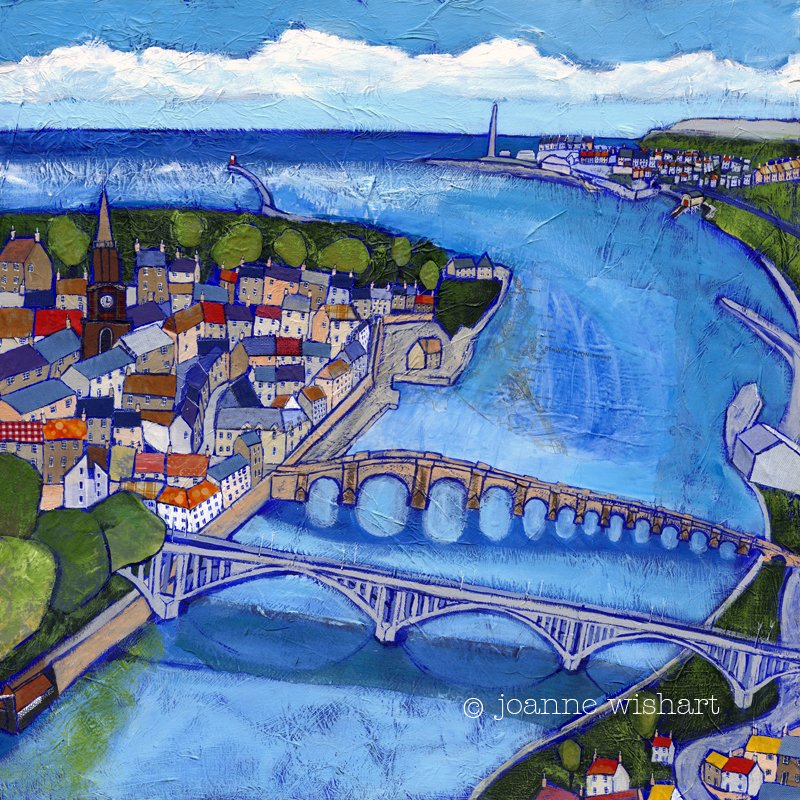 Berwick upon Tweed - Joanne Wishart Image