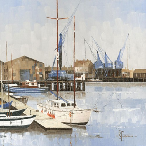 Blyth Harbour - Bob Turnbull Image