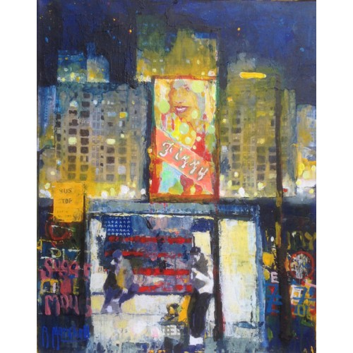 Bus Stop - Anthony Marshall Image