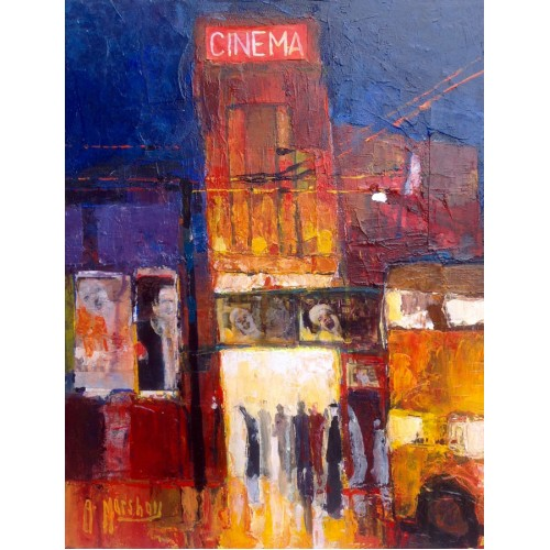 Cinema - Anthony Marshall Image