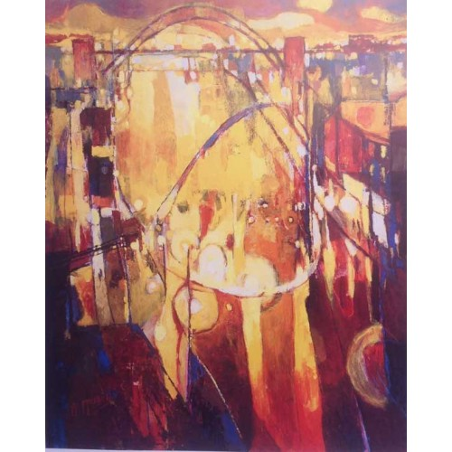 City & The Bridges - Anthony Marshall Image