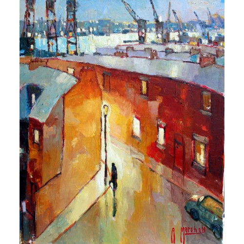 Early Shift - Anthony Marshall Image