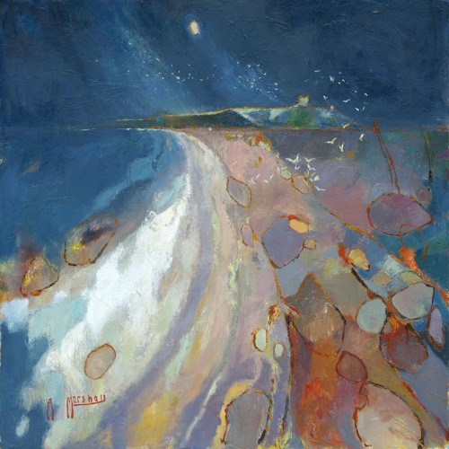 Embleton Bay and Dunstanburgh Castle - Anthony Marshall Image