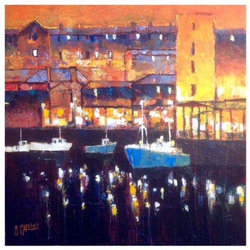 Fish Quay - Anthony Marshall Image