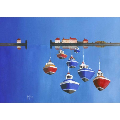 Flying Boats 2 - Bob Turnbull Image