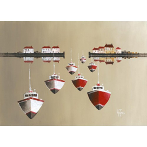 Flying Boats - Bob Turnbull Image