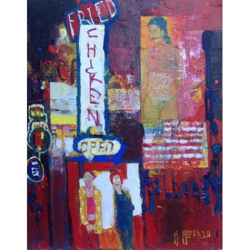 Fried Chicken - Anthony Marshall Image