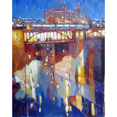 High Level Lights - Anthony Marshall Image