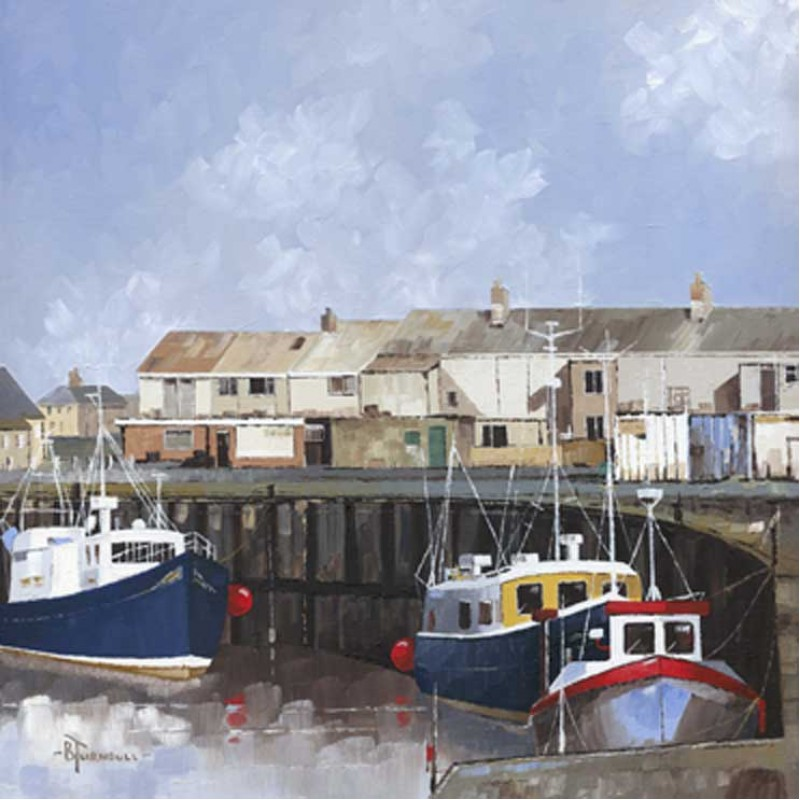 Home Again, Amble - Bob Turnbull Image