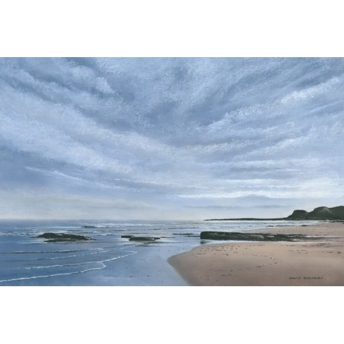 Incoming tide, Cresswell - Edwin Blackburn Image