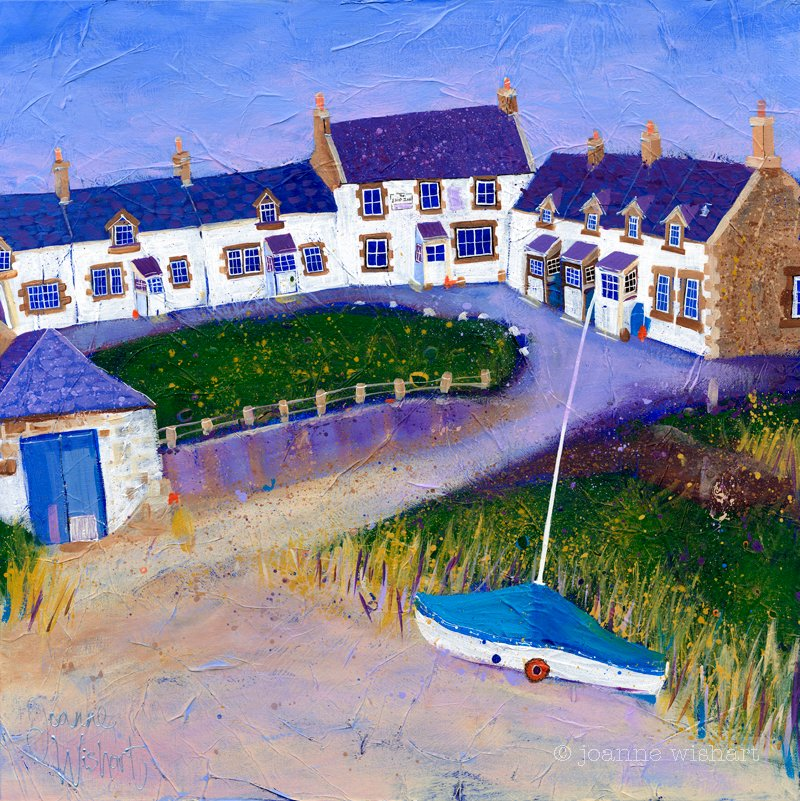 Low Newton - Joanne Wishart Image