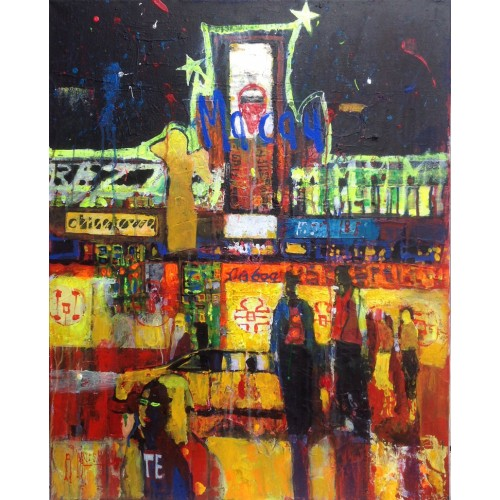 Macau - Anthony Marshall Image