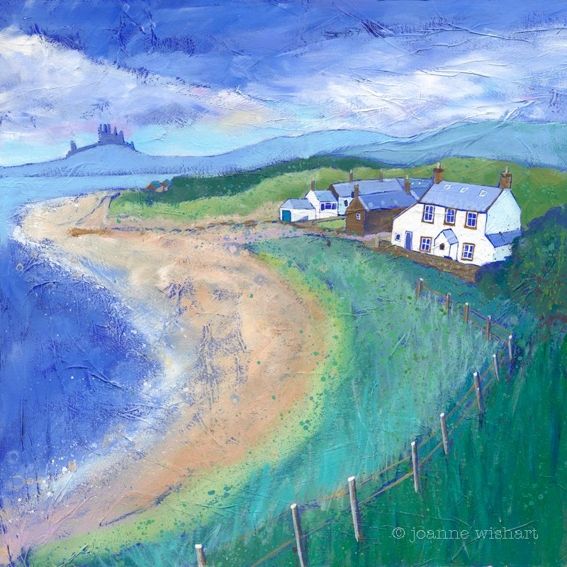 Newton by the Sea - Joanne Wishart Image