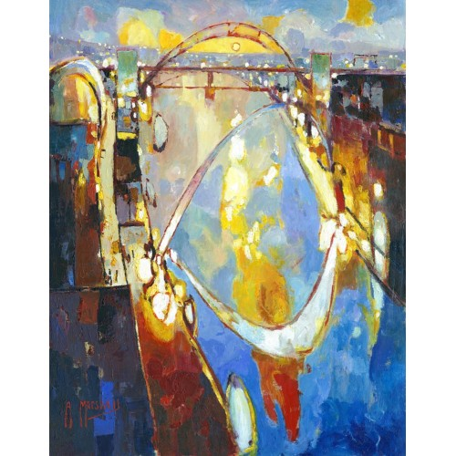 Quayside, Newcastle - Anthony Marshall Image