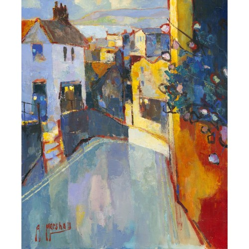Robin Hoods Bay - Anthony Marshall Image