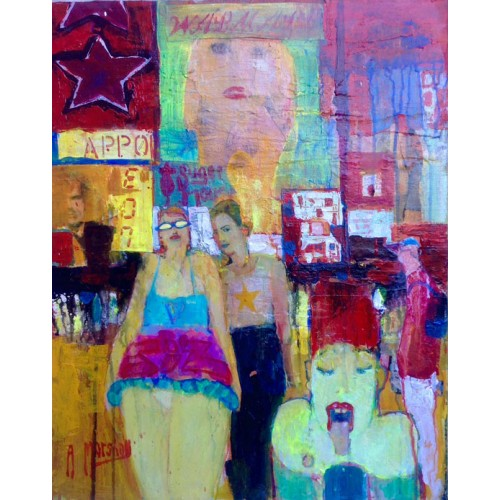 Saturday Selfie - Anthony Marshall Image