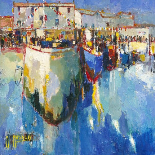 Seahouses - Anthony Marshall Image