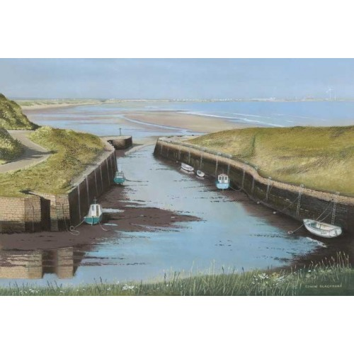 Seaton Sluice - Edwin Blackburn Image