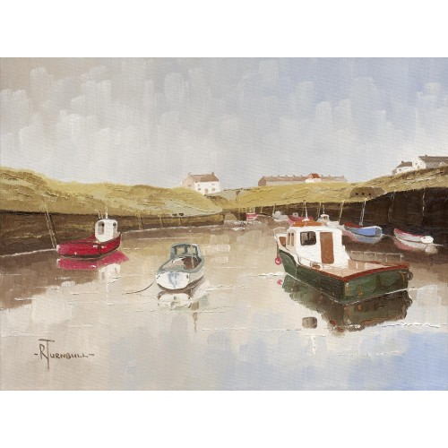 Seaton Sluice Harbour - Bob Turnbull Image