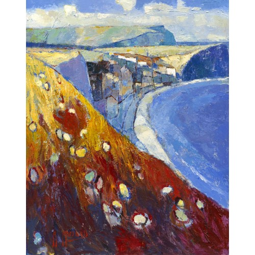 Staithes - Anthony Marshall Image