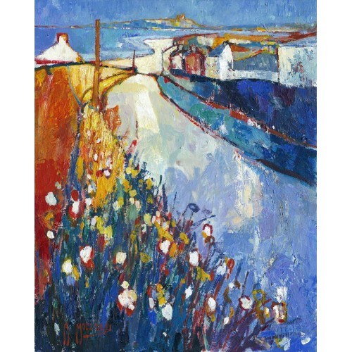 Summer at Low Newton - Anthony Marshall Image