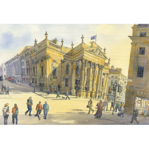 Theatre Royal - Roy Francis Kirton Image