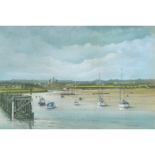 Towards Warkworth - Edwin Blackburn Image
