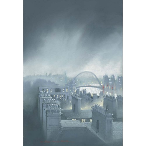 Tyne early morning - Roy Francis Kirton Image