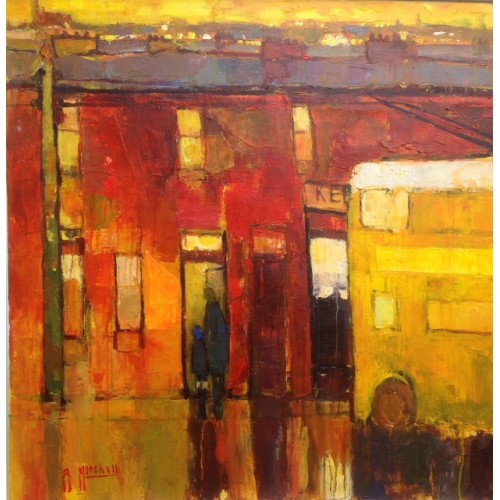Visiting Byker Grandma - Anthony Marshall Image