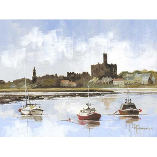 Warkworth on Coquet - Bob Turnbull Image
