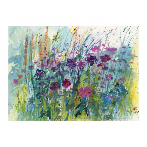 Wild Flowers at Newton - Roy Francis Kirton Image