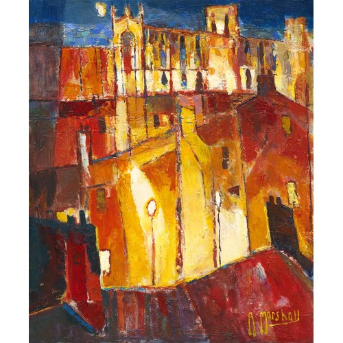 York Nocturne - Anthony Marshall Image