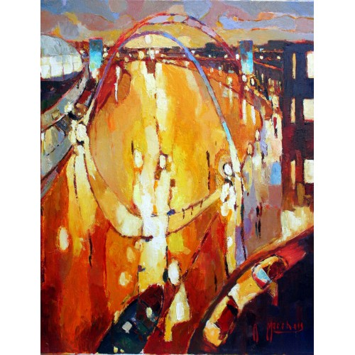 Tyneside Gold - Anthony Marshall Image