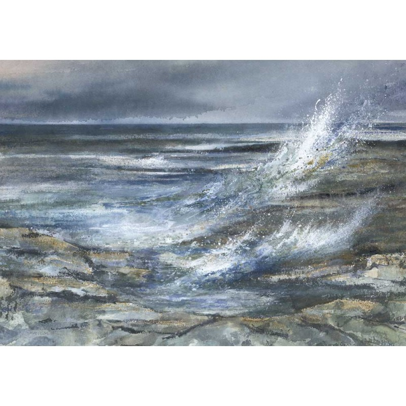 Winter Sea - Jackie Stevenson Image